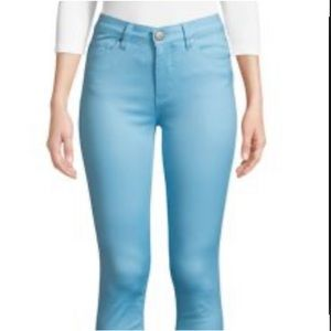 BNWT DESIGN LAB baby blue skinny stretch jeans